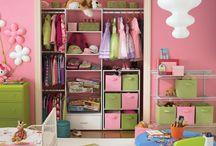 Girls bedroom idea decor / by Phanny CChan