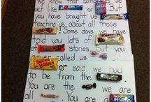 Teacher appreciation / by Dawn Petitt