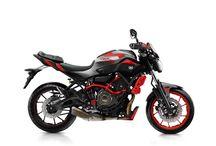 MT-07 Moto Cage / Daha fazla aksiyon ve duygu yaşatacak şekilde tasarlanan Yamaha MT-07 Moto Cage ile karanlık yönünüzü harekete geçirin.