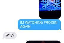 Frozen! :)