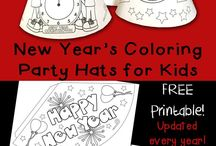 New Year Adventures / Fun and meaningful ways for your family to bring in the new year.