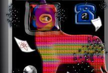 Conceptual Art | Digital Art | Z O O - B o x e d u p L i v e s / Concept Art | Digital Art | Z O O - B o x e d u p L i v e s by Banu Haznedar