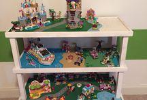 Ellery's Lego's