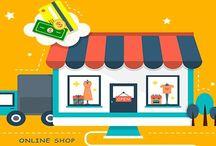 Diseño de tiendas online / Diseño y desarrollo de tiendas online en Barcelona.