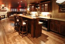 Our Lower Levels / Our gallery of custom bathroom projects.
