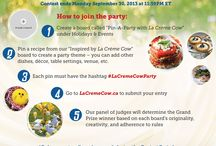 Pin-A-Party with La Creme Cow