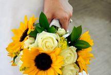 Bouquet girasole nozze