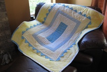 BABY QUILTS / by Elaine Davis