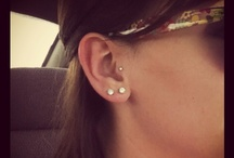 possible piercings / by Lisa Michelle