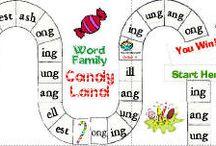 CVC and Word Family Ideas / KINDERGARTEN ACTIVITIES INVOLVING CVC WORDS AND WORD FAMILY ACTIVITIES