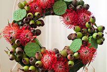 Protea wreaths