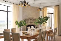 Home Building: Dining Room