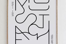 Experimental Type / by Eli Myers