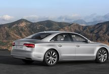 Audi A8 2014 / Reference Photos