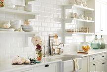 Kitchen / by Nancy Brad-Kirsinas