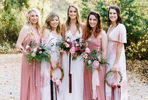 Bridemaid Bouquets