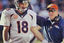 Broncos Nation / by Sam Mansell
