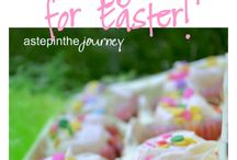 CELEBRATE :: Easter Crafts & Activities / by Stacey Bellotti