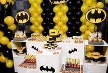 Amelias Superhero Party