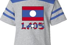 Laos from Auntie Shoe