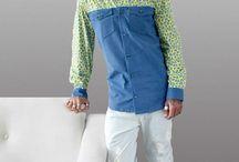 Loo iav / A marca é de um Arquiteto e Urbanista. A ideia é atuar no segmento do Design de Moda. A base vem dos conhecimentos em arquitetura, transpondo-os para o vestuário. O ícone escolhido para iniciar essa aventura: a gravata. O resultado: peças-desejo que percorrem as sinergias entre o espaço arquitetônico e os objetos de moda.  Esta é a Loo iav - Gravatas & Foulards!  facebook.com/looiav www.looiav.com.br instagram: @loo.iav
