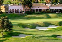 Golf en Marbella / Descubre los mejores campos de Golf de La Costa del Sol y aproveche nuestros precios especiales. / by Hotel Los Monteros Spa & Golf Resort 5* GL