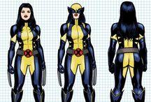 Wolverine (Laura Kinney) Cosplay