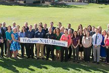 Alumni of FCB-NAU / Thank you to all of our alumni for all the work you have done!