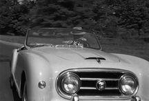 Vintage Autos with Panache