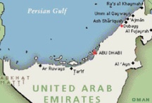 UAE / by Amy Hestness
