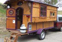 Food Trucks & Wagons
