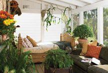 home: sleeping porch / by Circa Dee