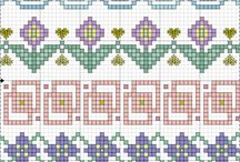 Embroider pattern