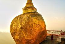 Birma, Burma, Myanmar / Mjanma, Myanma, Mianma), Birma dawniej. Oficjalnie: Związek Birmański, nazwa oficjalna Republika Związku Mjanmy, birm. ပြည်ထောင်စု သမ္မတ မြန်မာနိုင်ငံတော် - pjìdàʊɴzṵ θàɴməda̰ mjəmà nàɪɴŋàɴdɔ̀, trl. Pyidaungzu Thammada Myanma Naingngandaw - państwo położone w Azji Południowo-Wschodniej nad Zatoką Bengalską i Morzem Andamańskim. Większymi miastami są Rangun, Mandalaj i Basejn. Graniczy z Chinami, Tajlandią, Indiami, Laosem oraz Bangladeszem.