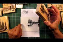 Stampscapes / by Kathy Dzelzkalns