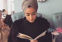Стили хиджабов