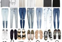 Spring outfits and summer / This board is about spring and summer outfits
