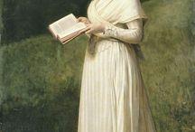 donne, libri, arte