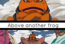 Naruto's Badass Time