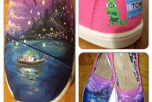 Ζωγραφιστα και χειροποιητα παπουτσια!