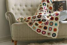 Crochet ideas / Crochet projects to try