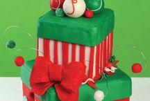 Cakes--Christmas