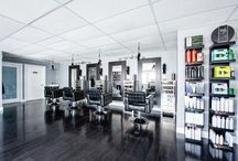 The Salon / Gina Bianca Hair located in Southington, Ct   Download our booking app in the App Store to book an appointment or give us a call at 8604269912 www.GinaBiancaHair.com