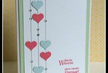 Stampin Up - Love, Valentine's Day, Wedding