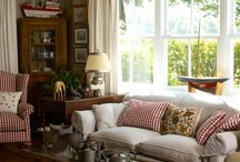 Living room ideas / by Samantha
