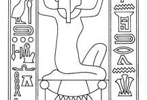 Fête égyptienne