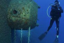 Comando S / Bajo el agua