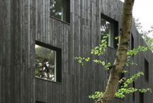 Ärlan: Exempel stram arkitektur / Exempel på arkitektur som vi tycker är för stram.