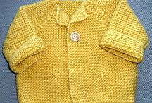 Sweaters shawls etc / Crochet and knitted patterns for sweaters, cardigans, shawls, ponchos and cloaks
