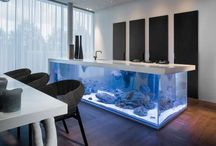 Unique Aquarium Designs